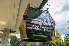 Szczyrk Mountain Resort - pierwsza gondola