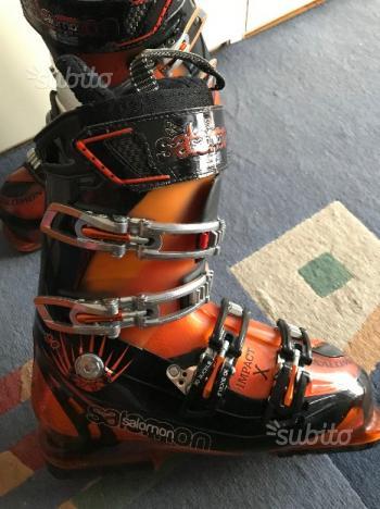 Ustalenie rocznika butów Salomon Impact X Sprzęt