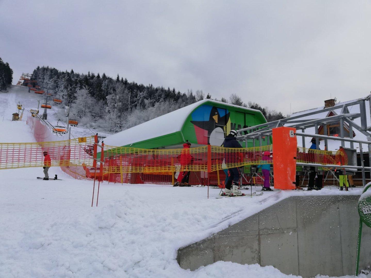 Kasina Ski 2018-12-01 otwarcie sezonu