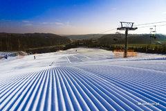 Ski conditions