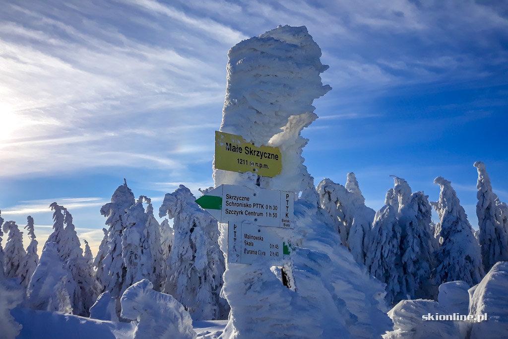 Szczyrk, styczeń 2019 - zima dekady