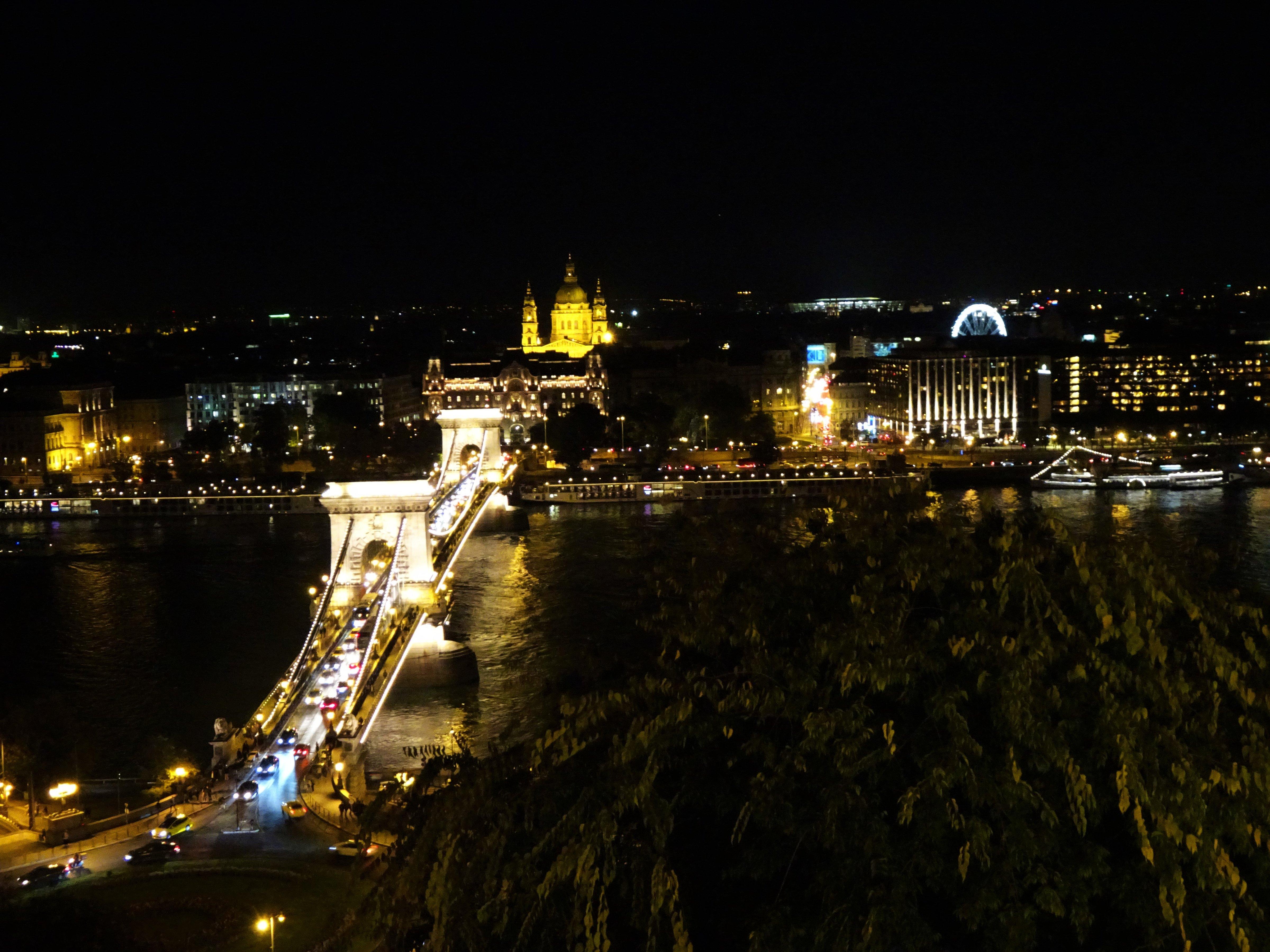 Kilka dni w Budapeszcie