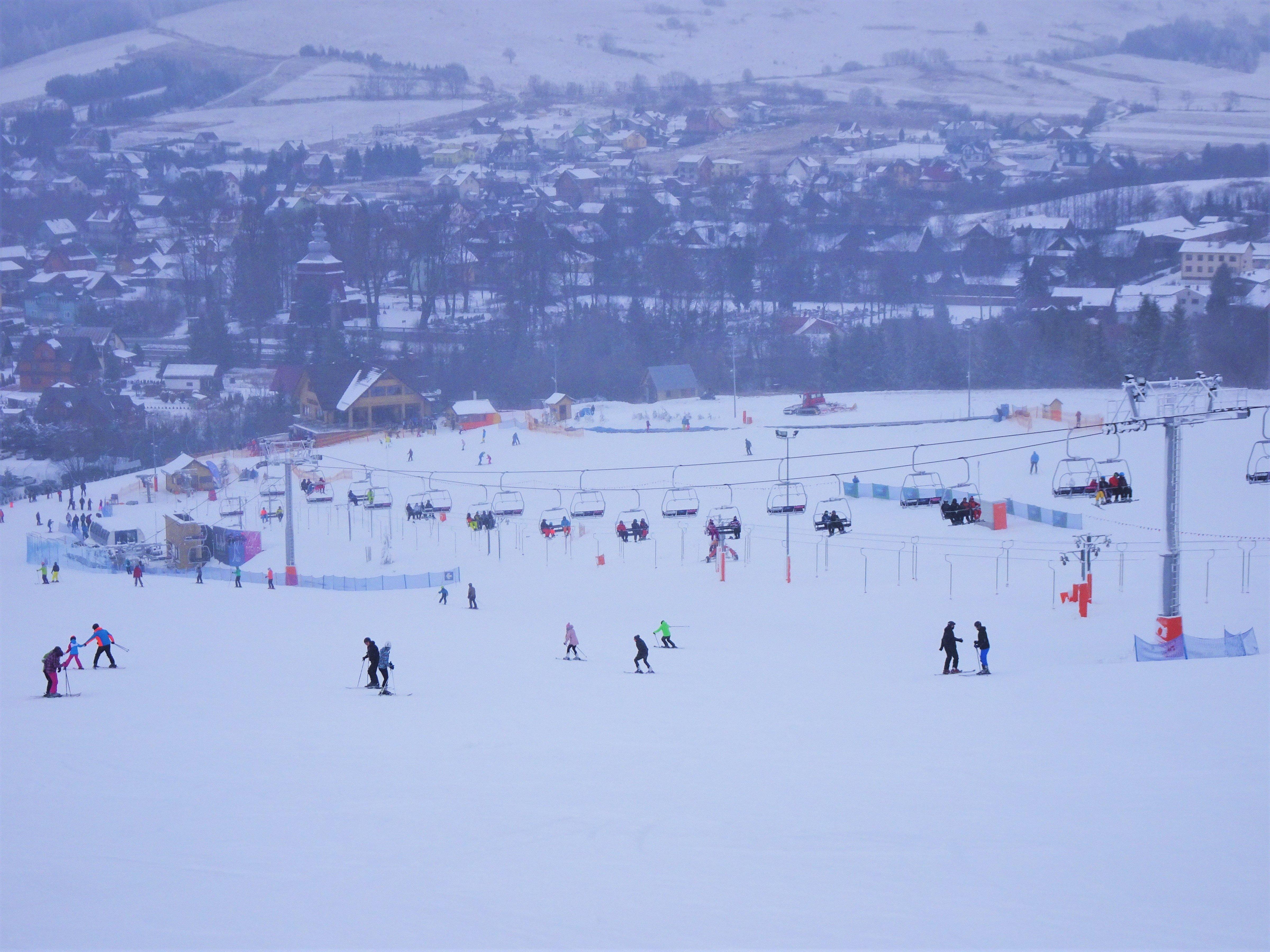 Master-Ski Tylicz początek sezonu