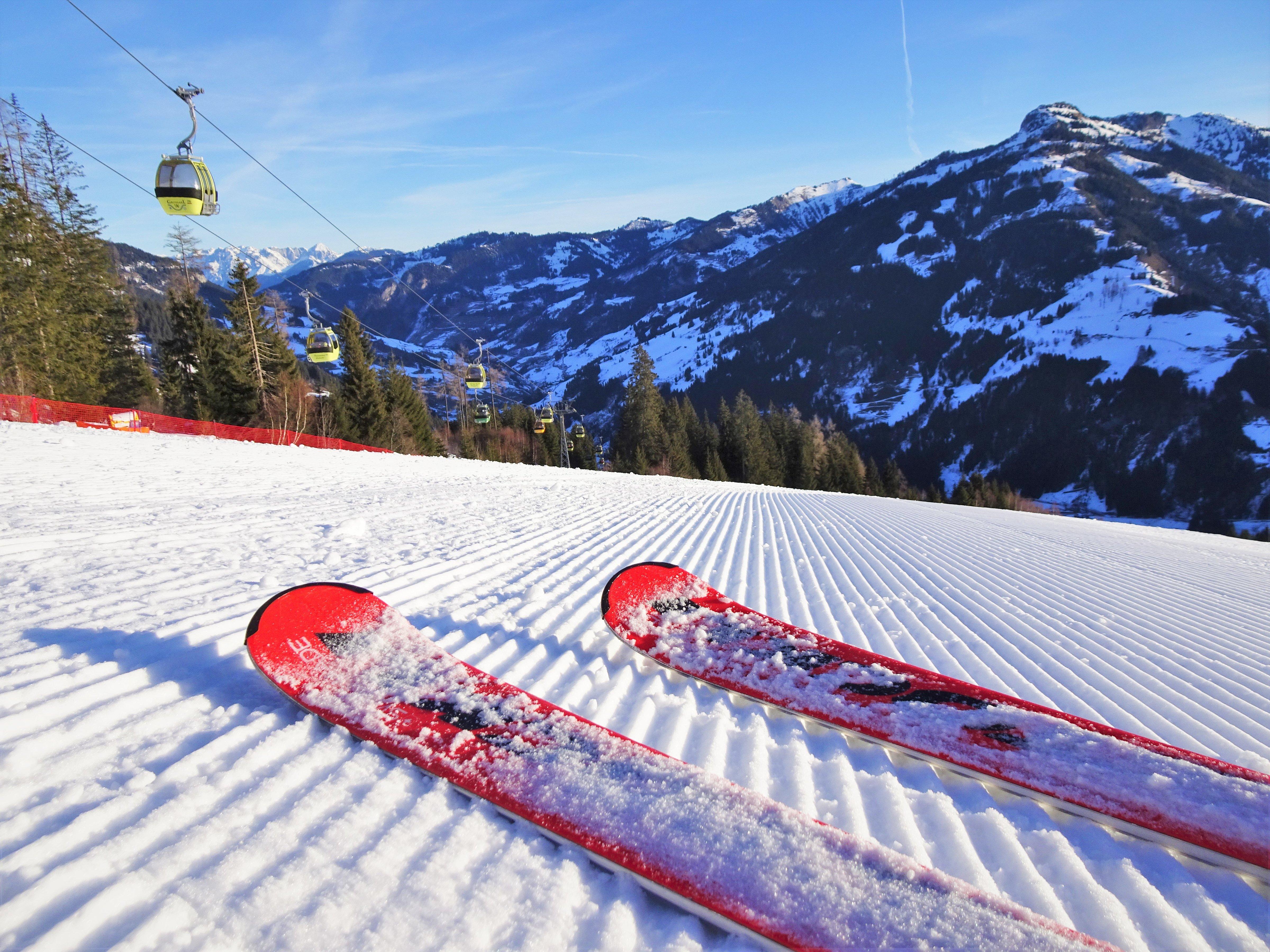SkiAmade SkiSafari - klip