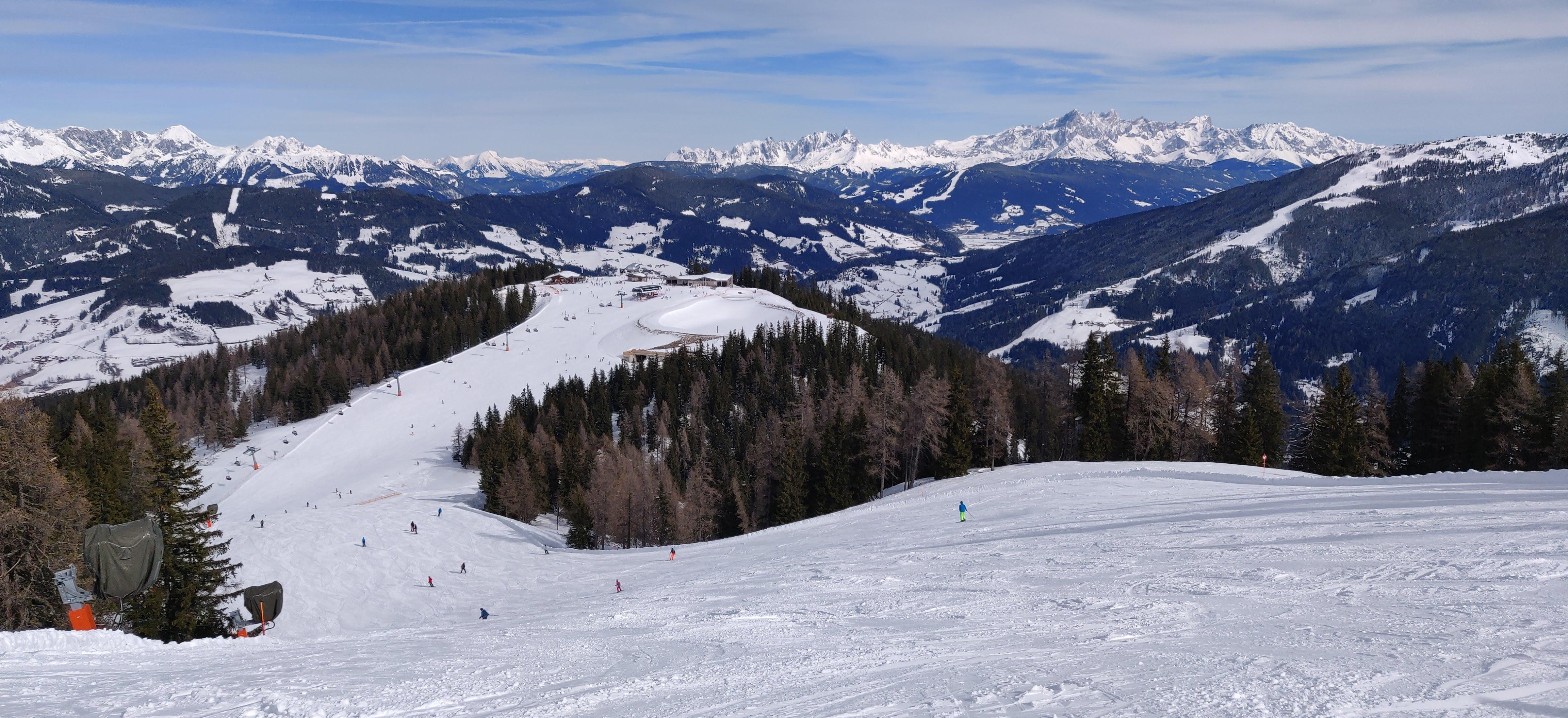 Alpendorf i Wagrain