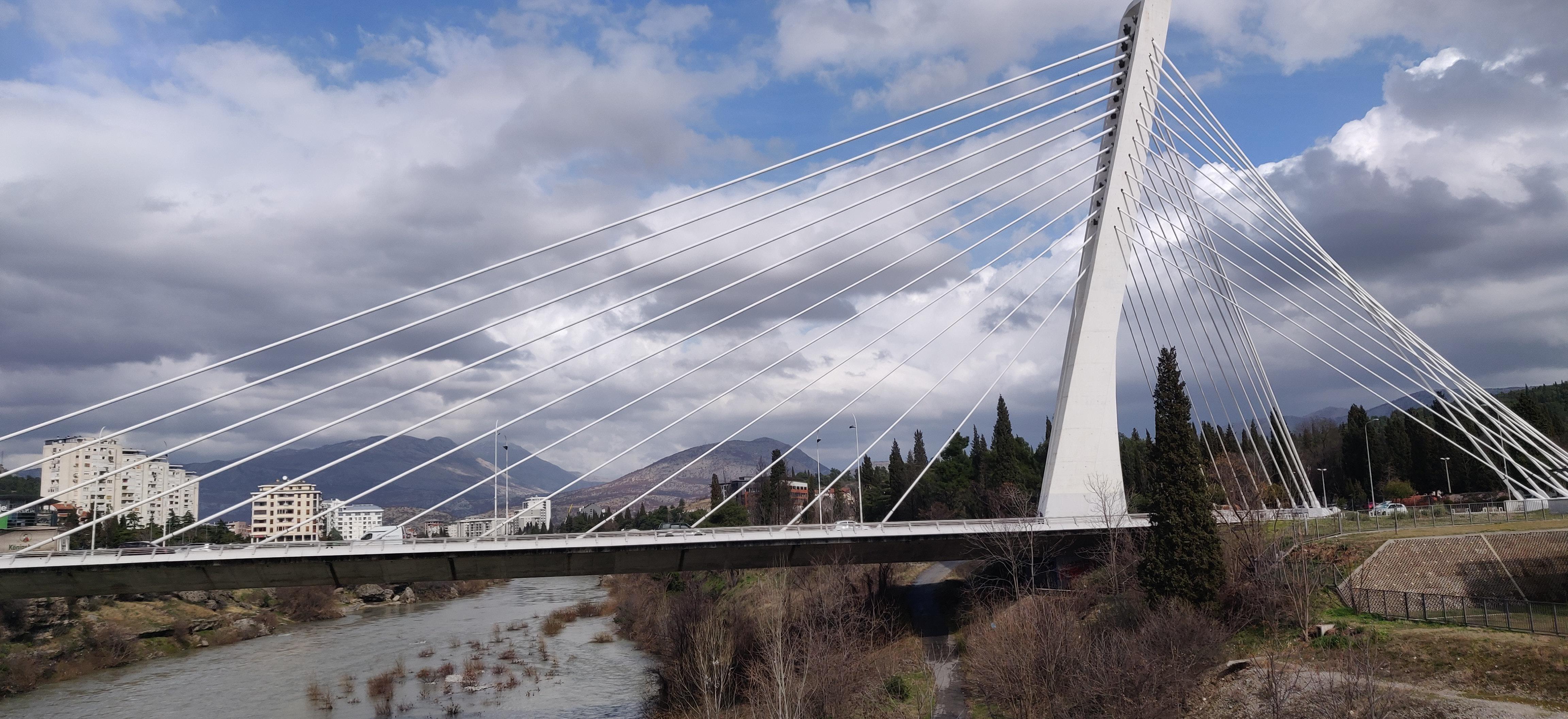 Podgorica - stolica, która nie zachwyca