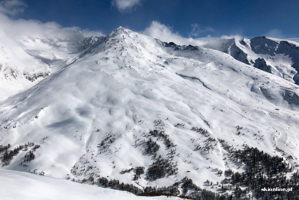 Ośrodek narciarski Heiligenblut w Karyntii, Austria 2020.03.05