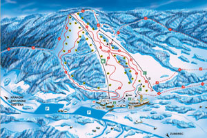 Oravice Meander Skipark